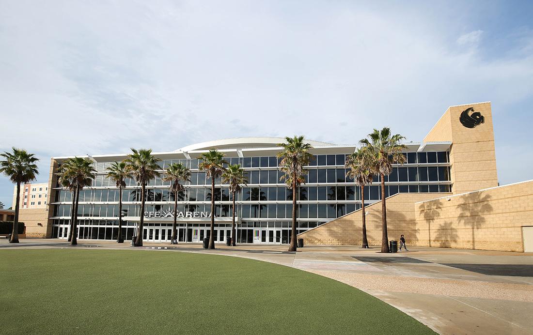 UCF CFE Arena