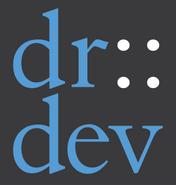 DR Dev logo