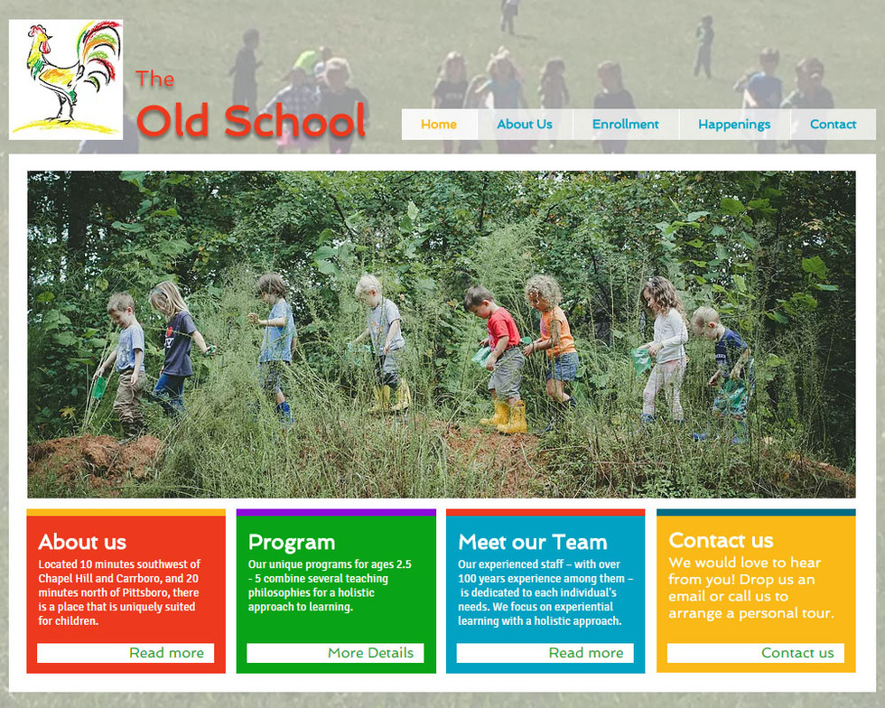 The Old School Preschool