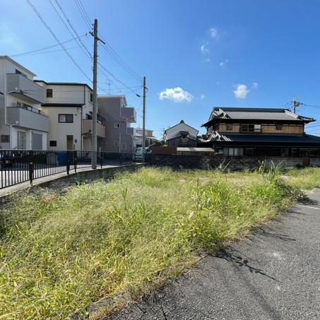 【土地】限定3区画 茨木市西太田町【建築条件無売土地】をUPしました♪
