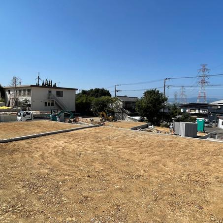 【土地】全21区画 枚方市津田東町【建築条件無売土地】をUPしました♪