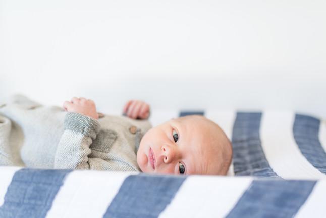 Ezra: lifestyle newborn