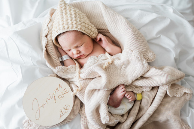 juniper rae: birth story