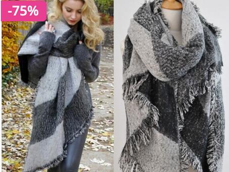 Luxe Sjaal € 9,99