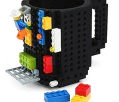 Lego Mok 350ml 2,50 Euro