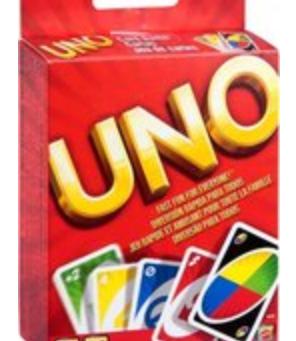 UNO kaart spel 7,89
