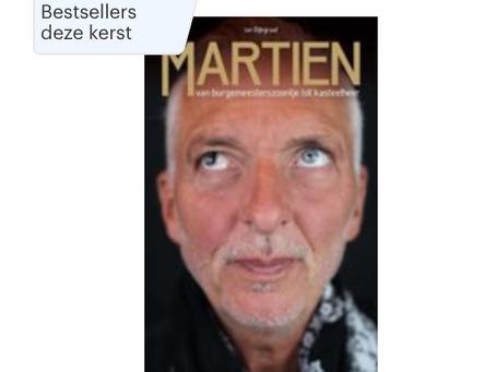 Martien! Het boek van 2020!  € 22,95