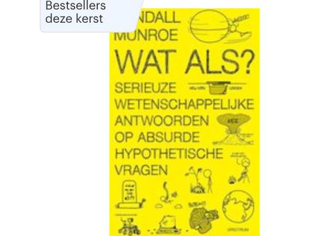 Wat als? Dit boek moet je lezen! € 7,99