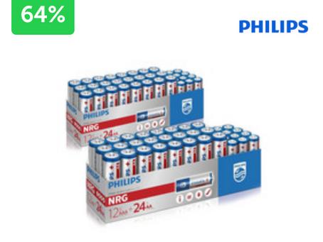 Philips Batterij Alkaline € 17,95