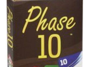 Phase 10 - Kaartspel 9,99