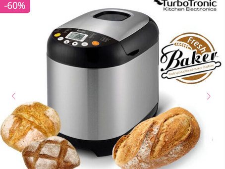Broodbakmachine € 79,99