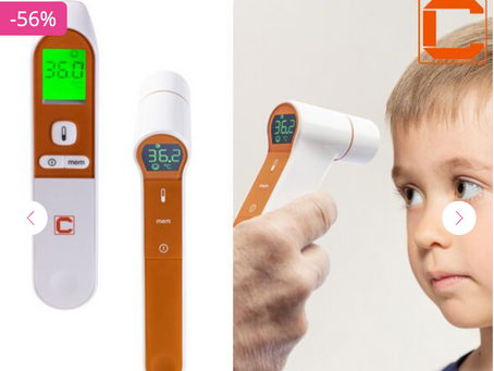 C-Care Digitale Thermometer € 34,99