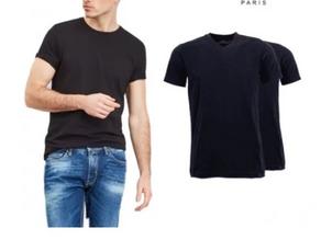 8 Basic T-Shirts € 29,99