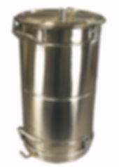 Powder Container 60L (Standard Capacity)