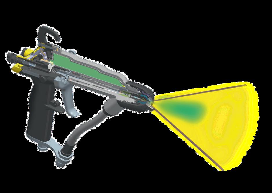 แผนผังของปืนพ่นสีไฟฟ้าสถิต.png