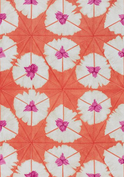 Sunburst Pink and Coral F913089