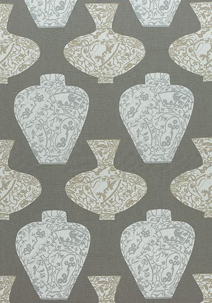 Imari Vase Grey F913127