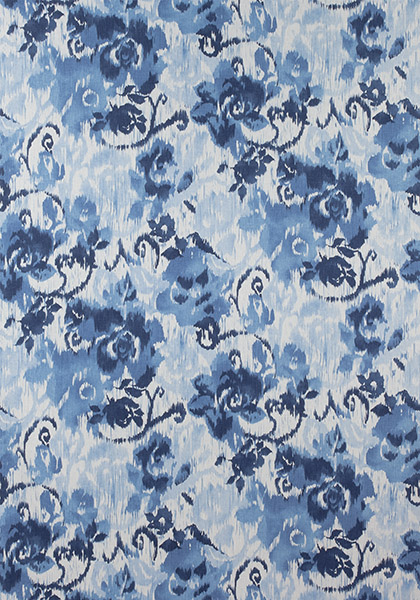 Waterford Floral Blue F924341