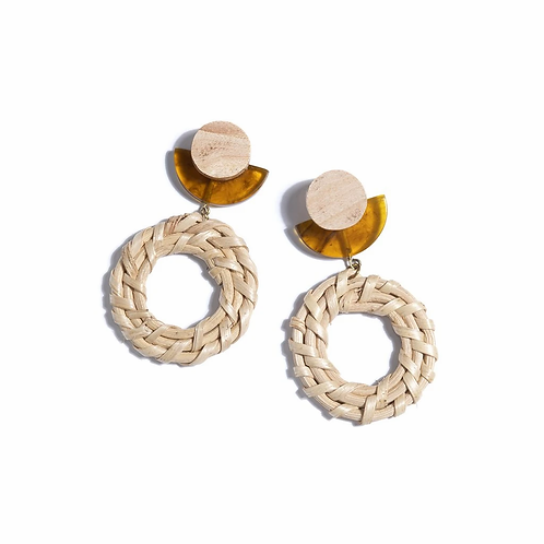 Natural Solange Earrings