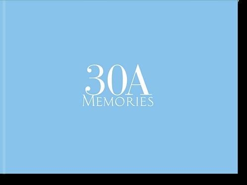 30A Memories Guest Book