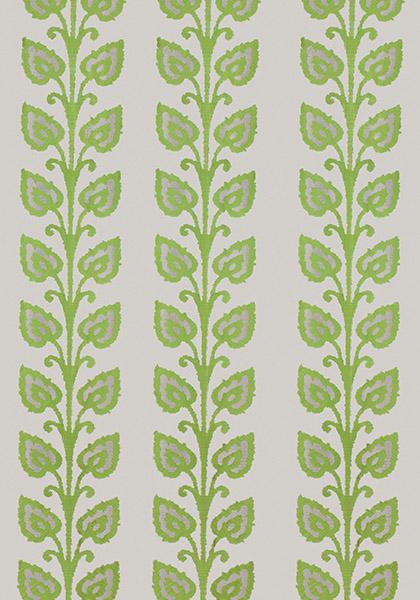 Temecula Embroidery Green W724319