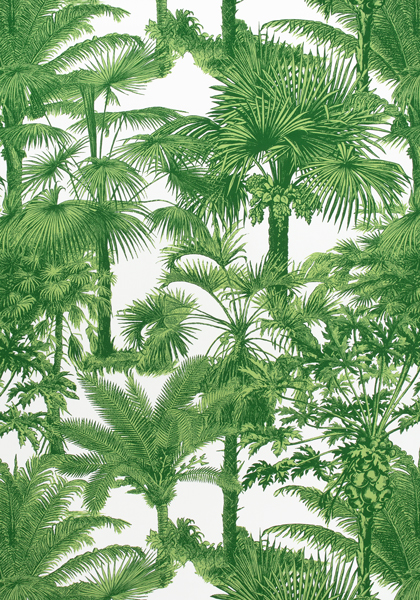 Palm Botanical Emerald Gun F910103