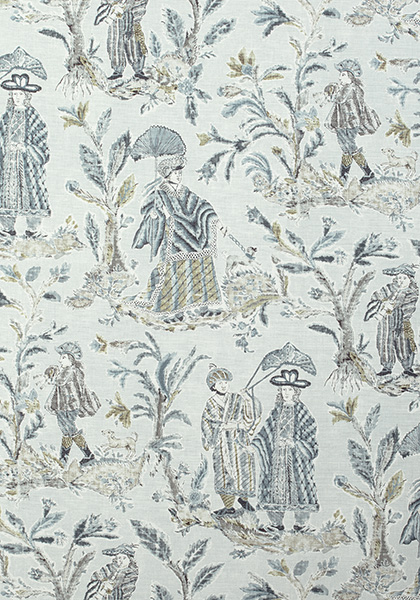Royale Toile Grey F972576