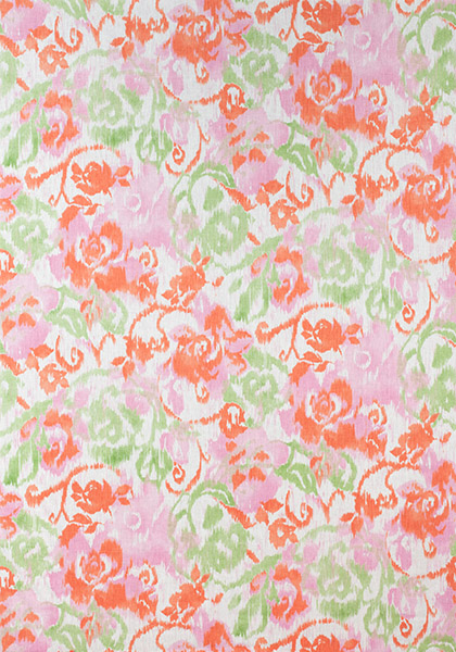 Waterford Floral Pink F924340