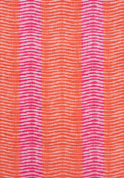 Wavelet Pink and Coral F913095