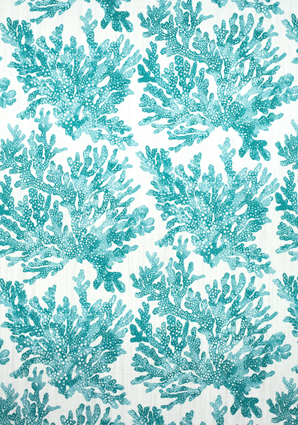 Marine Coral Turquoise F910121