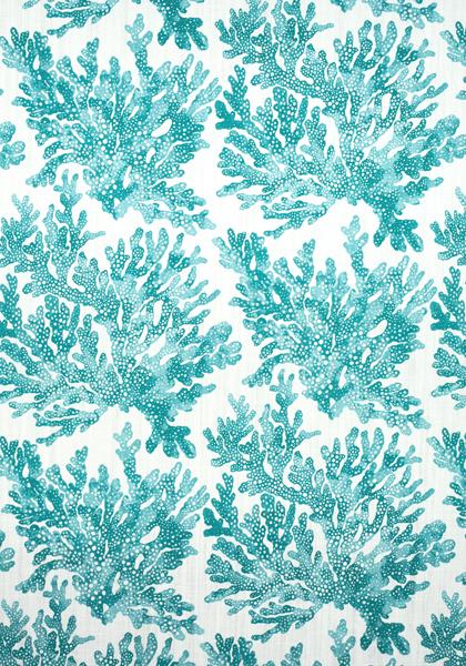 Marine Coral Turquoise F910121