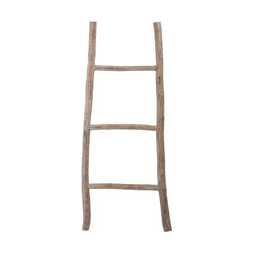 White Washed Wood Ladder