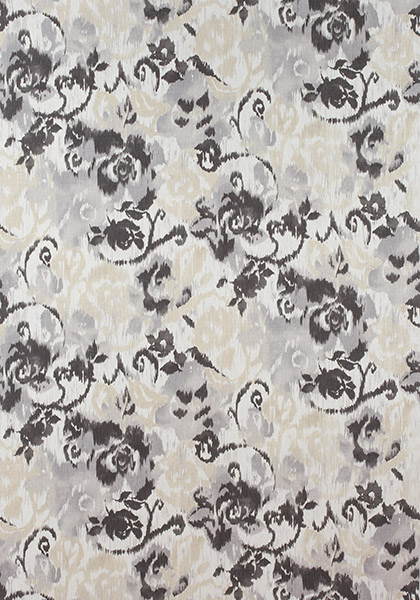 Waterford Floral Charcoal F924344