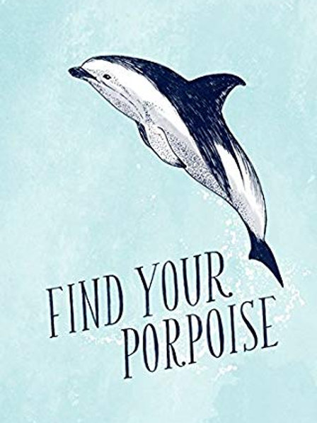 Find Your Porpoise Journal