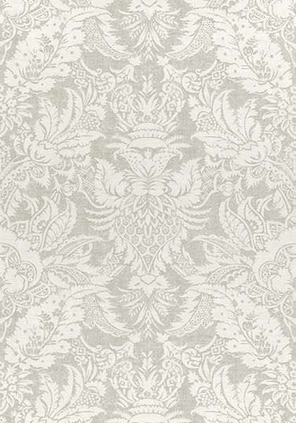 Chardonnet Damask Grey F972582