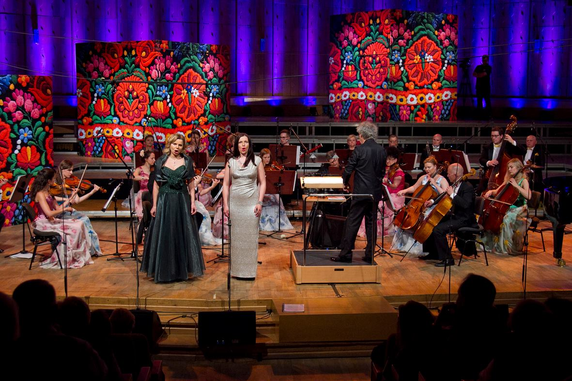 Concert in Polish Radio