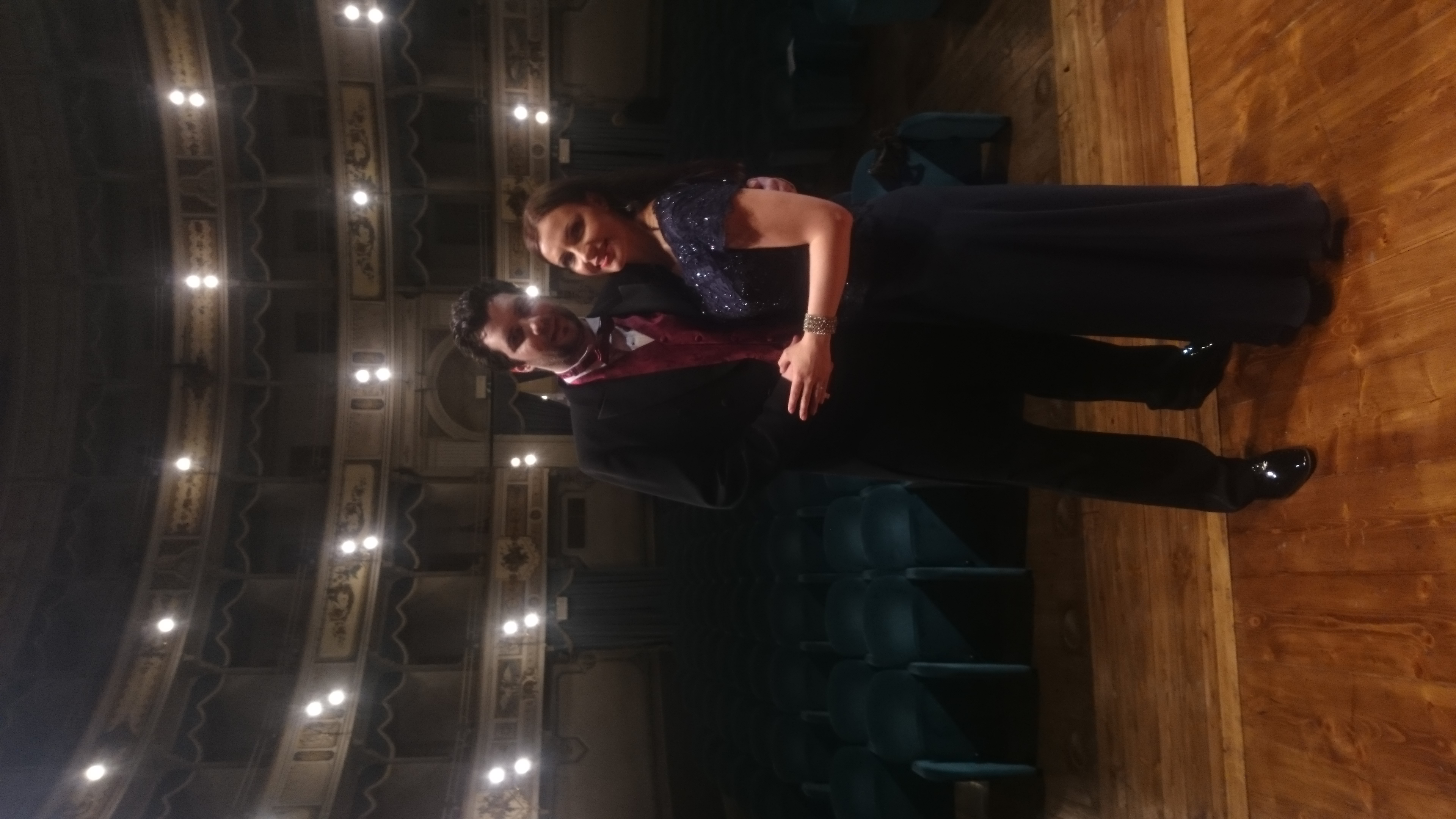 Teatro la Nuova Fenice concert