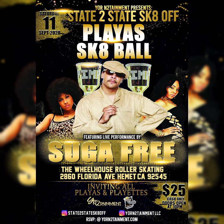 State2Statesk8off Playa's Sk8 Ball