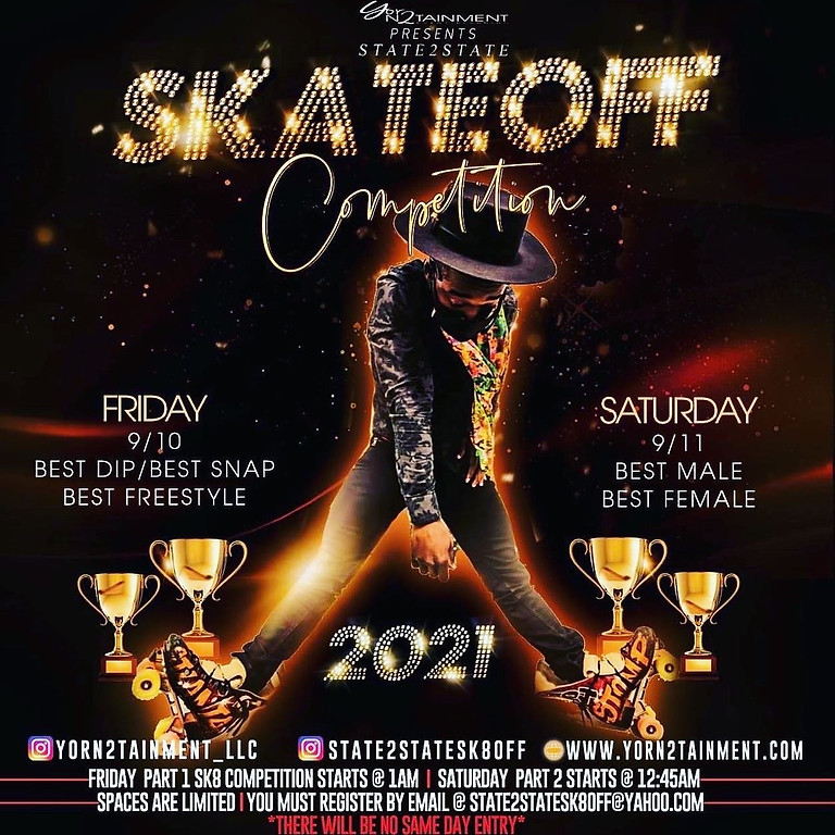 State2Statesk8off Competition Sign Ups