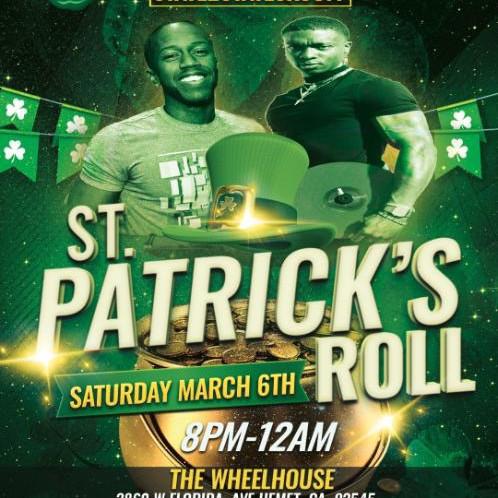 St. Patrick's  Roll
