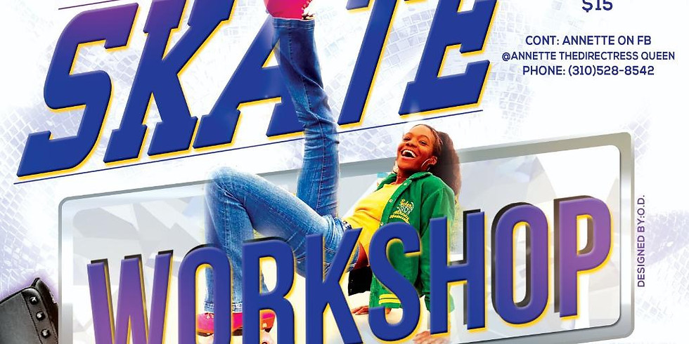 Early Bird Skate Workshop