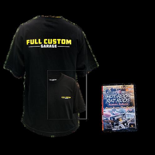 T-Shirt & DVD Special