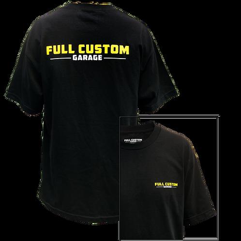 Full Custom Garage T-Shirt