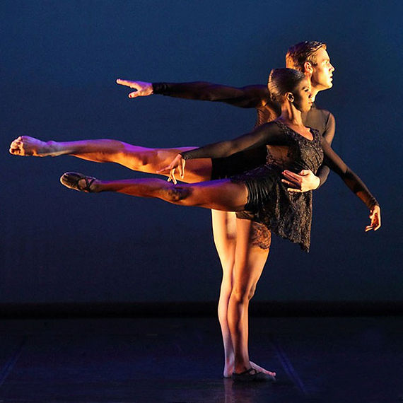 Dance Company in Cape Town