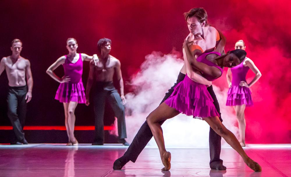 Artscape Theatre - Nov 2013 Bolero
