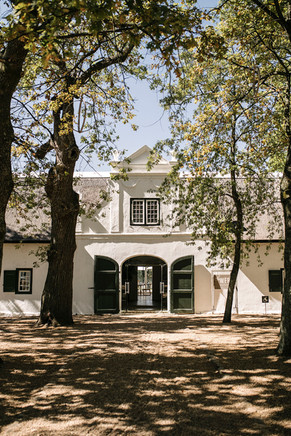 Boschendal Franschhoek Winery South Afri
