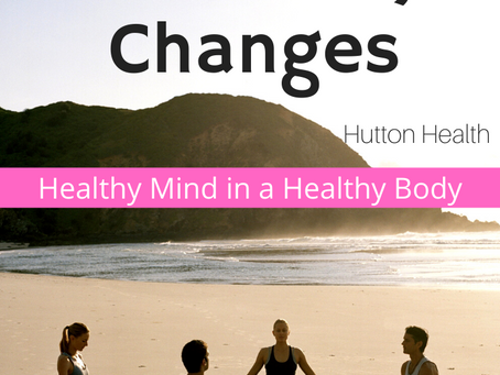 Keys to Long Term Lifestyle Changes