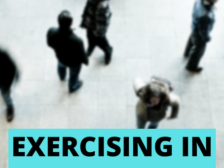 OVERCOMING BARRIERS TO EXERCISING REGULARLY IN MIDLIFE