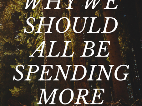 7 Reasons to Spend More Time Outside