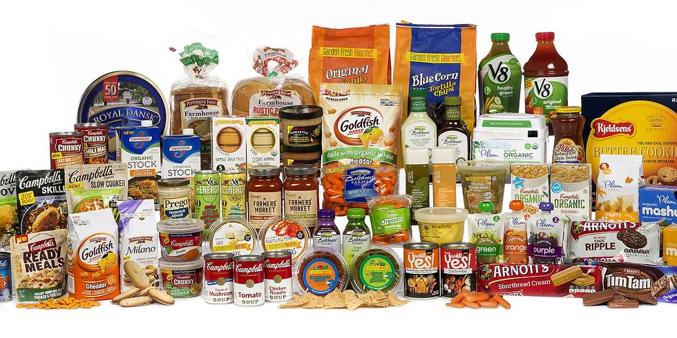 Food Drive for N Texas Food Bank